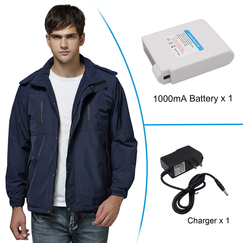Global Vasion 7.4V Li ion Rechargeable Battery for ...