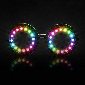 GloFX Pixel Pro LED Glasses 5