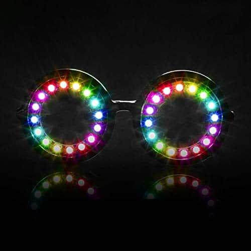GloFX Pixel Pro LED Glasses 3