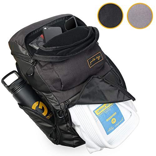 Jiu Jitsu Backpack 2