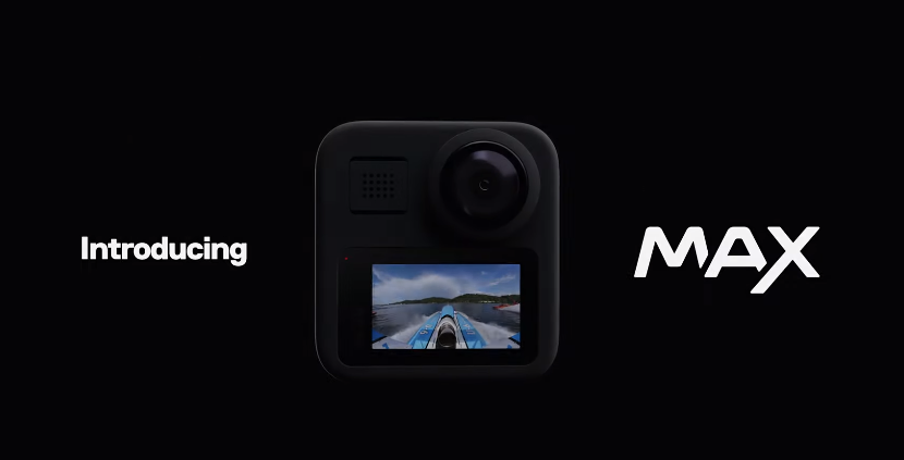 GoPro Max 360-camera announced - Newsshooter