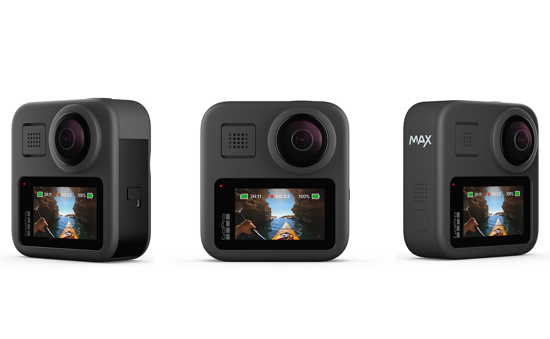 GoPro Max is the company's second take on a 360 camera ...