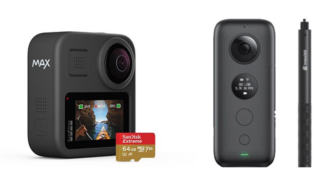 GoPro Max vs Insta360 One X: Ultimate Comparison