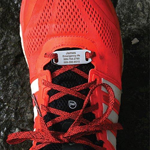 GoTags Shoe ID Tag