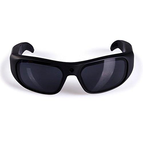GoVision Apollo 1080p HD Camera Glasses - Black