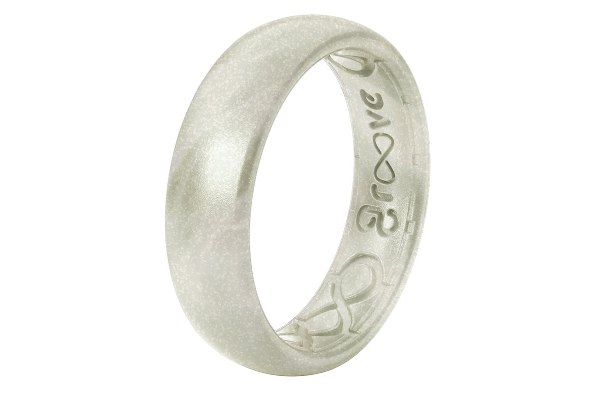 Groove Metallic | Thin | Pearl | Groove Life | Silicone Rings