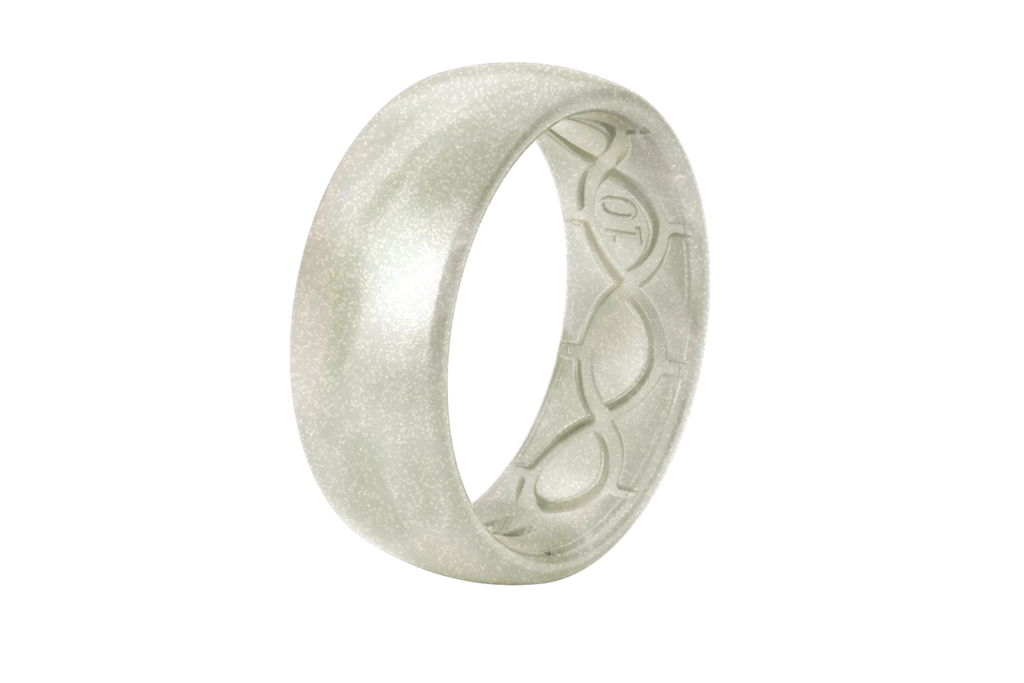 Groove Silicone Ring | Pearl – Groove Life