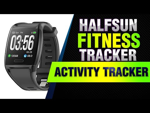 HalfSun Fitness Watch