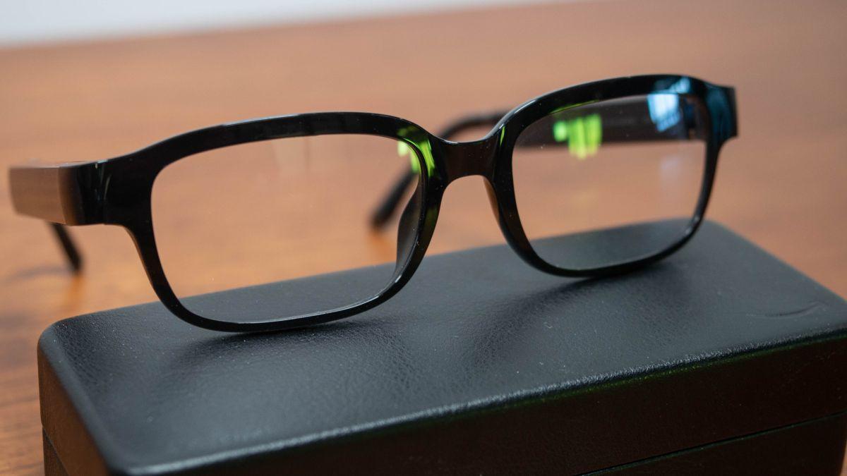 Hands on: Amazon Echo Frames review | TechRadar