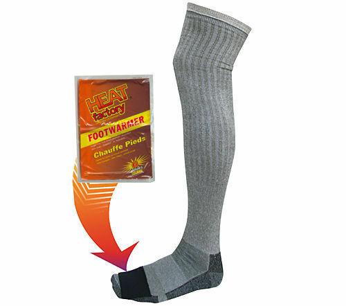 Heat Factory Heated Socks Merino Wool for Men Size 9-13 or ...