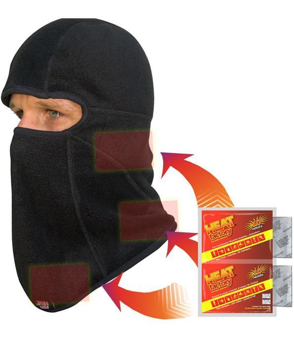 Heated Helmet Balaclava