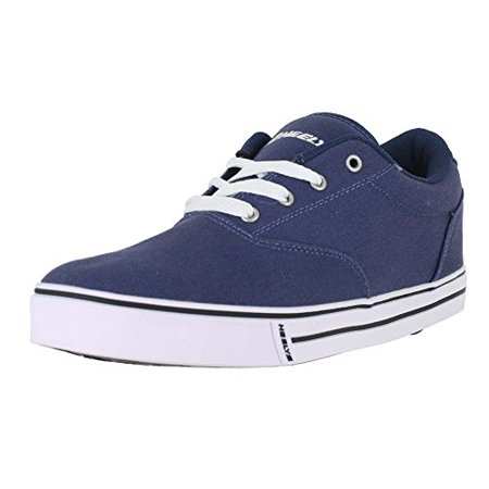Heelys - Heelys Men's Launch Fashion Sneaker, Navy, 9 M US ...