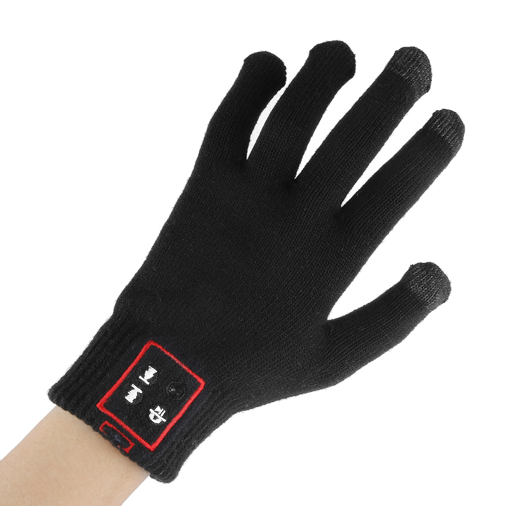 Hi Call Bluetooth Gloves Touch Screen Mobile Headset ...