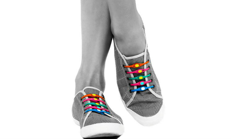 Hickies Shoelaces Turn any Sneaker into a Slip-on ...