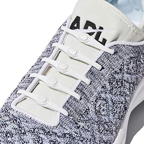 HICKIES Tie-Free Laces (2.0 New) - White