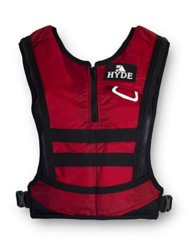 Hyde Wingman Inflatable Life Jacket - Red