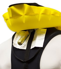 Hyde Wingman Inflatable Life Vest at SwimOutlet.com - Free ...