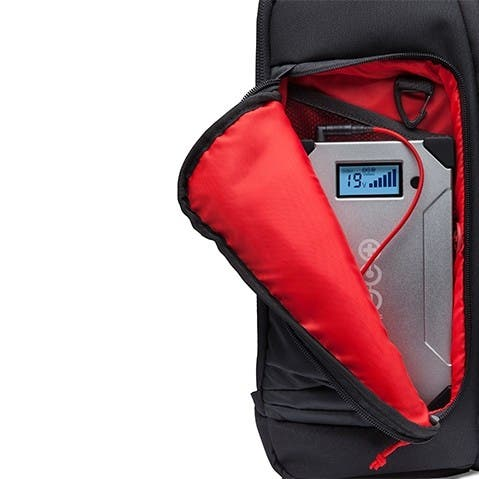 I Carried My Voltaic 24V Solar Panel Backpack Around The ...