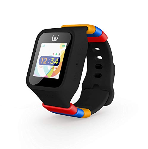iGPS Wizard Smart Watch for Kids with SIM Card - Live GPS Tracking - Cellular Voice