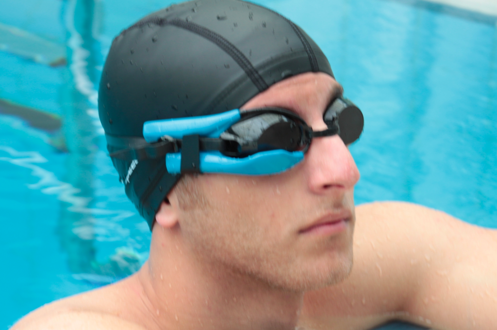 Instabeat: Google Glass for Swim Enthusiasts