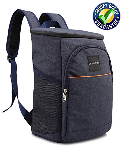 Insulated Cooler Backpack - BLUE