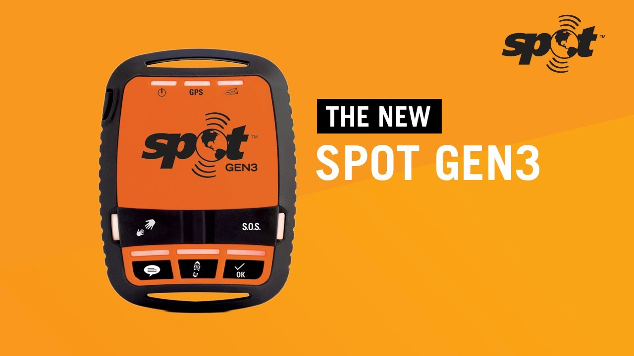 Introducing the New SPOT Gen3 - YouTube