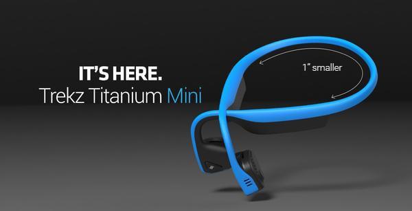 AfterShokz Titanium Mini