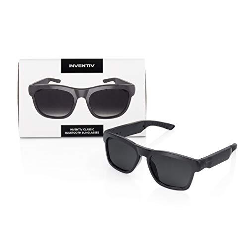 Inventiv Sunglasses (Black Frame / Grey Tint)