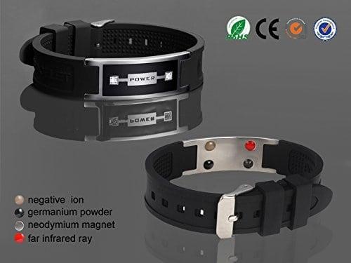 Ion Power Wristband (Anti EMF), Far Infrared Ray 2000 ...
