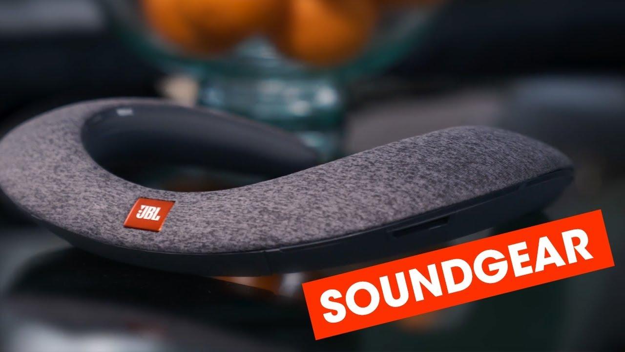 JBL Soundgear | Sound you can wear: JBL reimagines ...