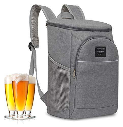 JUMO Insulated Cooler Bag Backpack Leakproof Lightweight ...