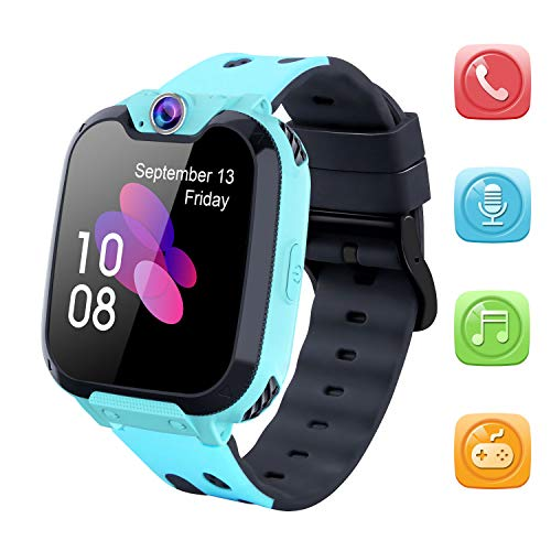 Kids Smart Watch - BLUE