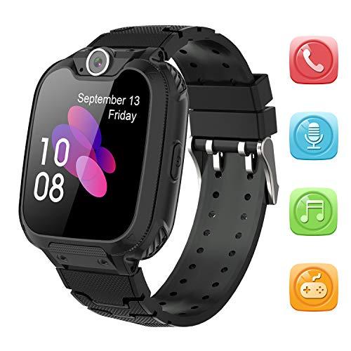Kids Smart Watch - BLACK