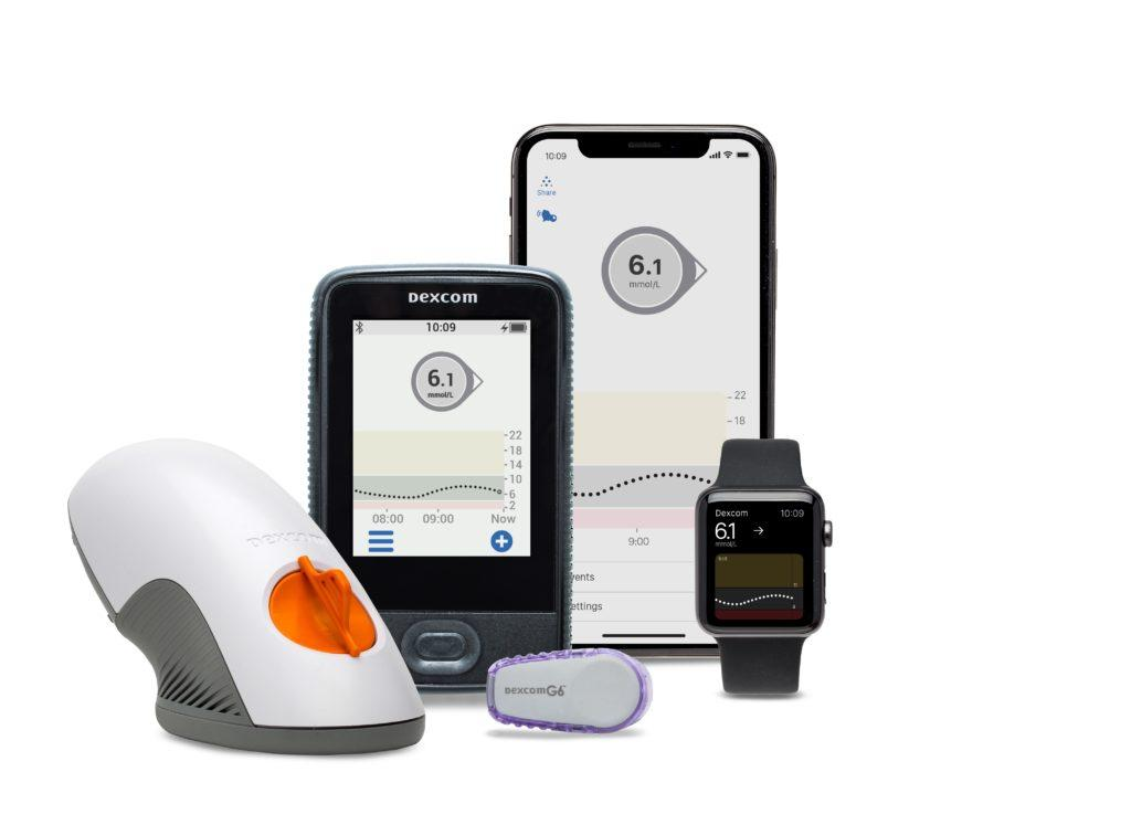 Kit that's coming soon: Dexcom G6 - Desang Diabetes Services