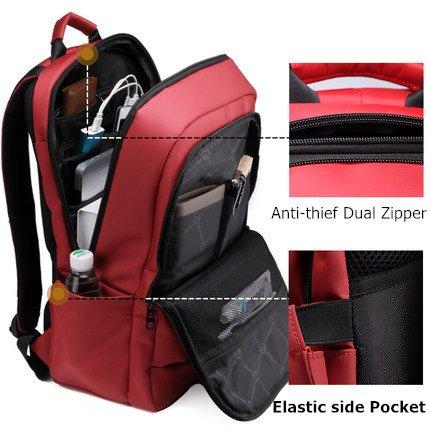kopack Business Laptop Backpack 17inch Waterproof Travel ...