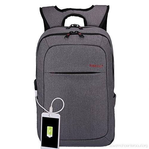 Kopack Slim Business Laptop Backpacks Anti Thief Tear ...