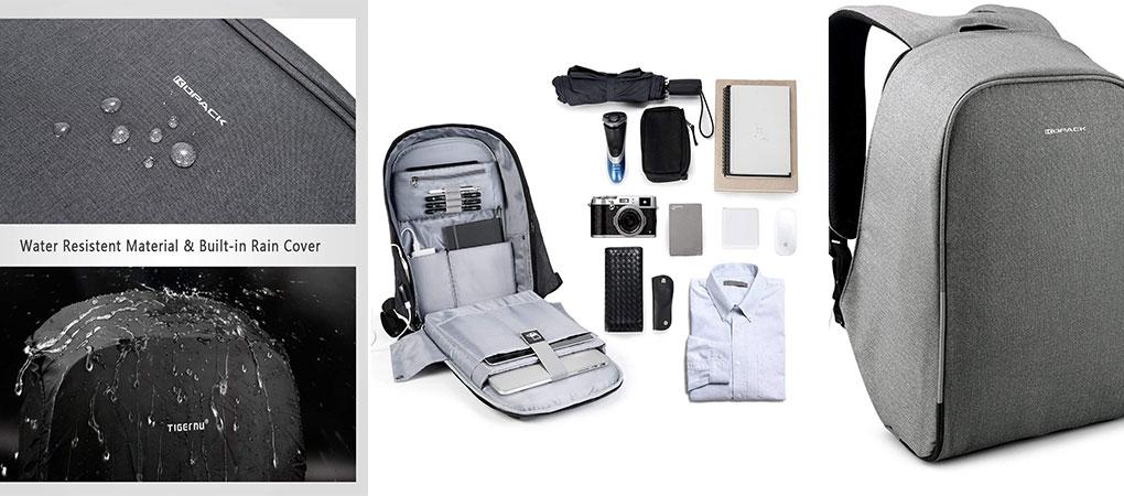 Kopack Waterproof Anti-Theft Laptop Backpack Review