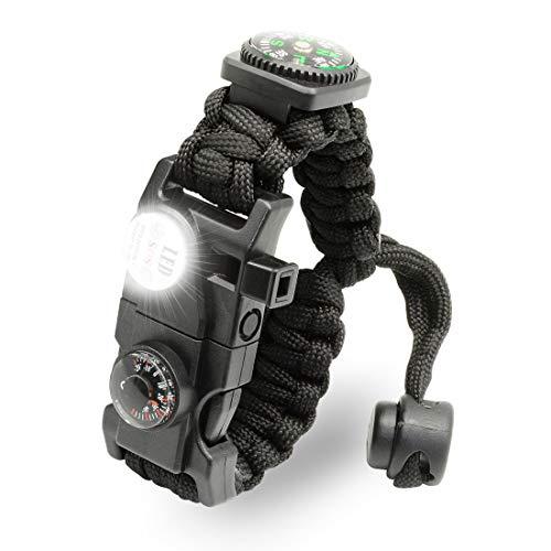 Paracord Survival Bracelet 12