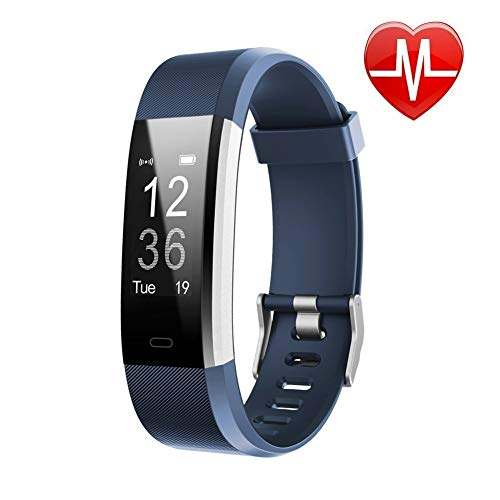 Lintelek Fitness Tracker - BLUE