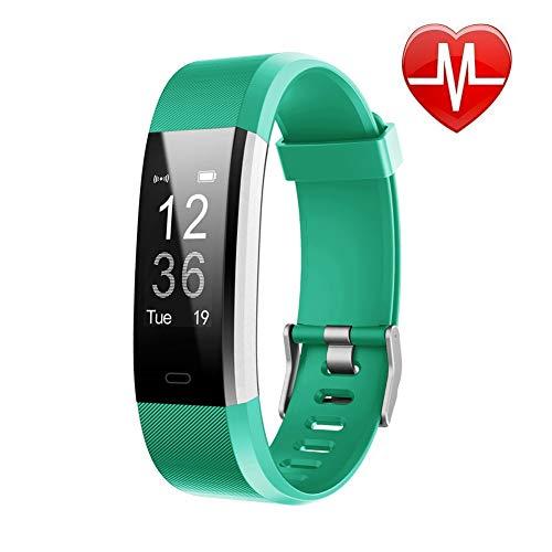 Lintelek Fitness Tracker - GREEN
