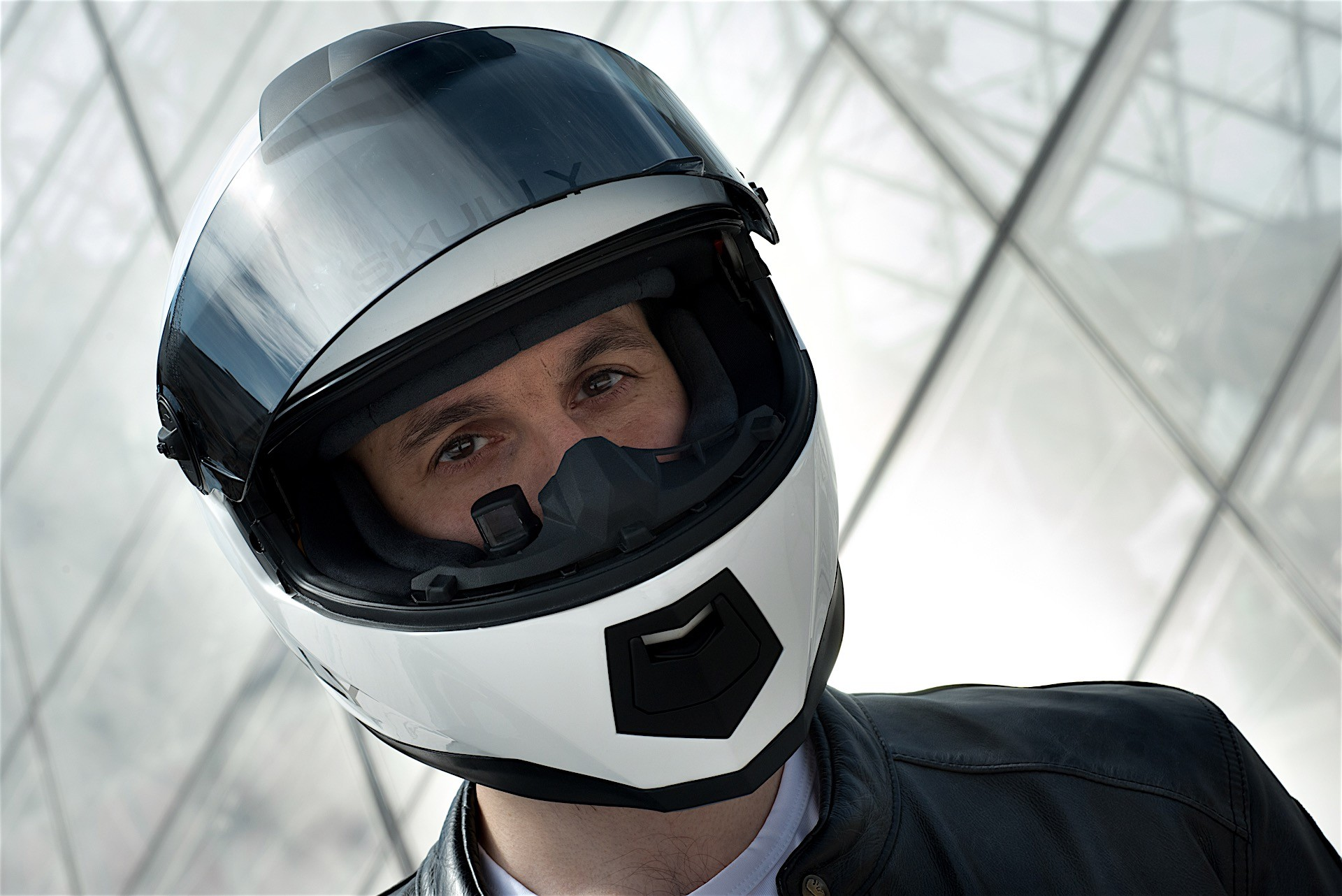 LiveMap, the Future of Motorcycle Helmets and Navigation ...