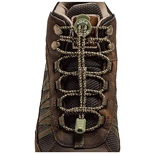 LOCK LACES for Boots (1 Pair) - CAMO