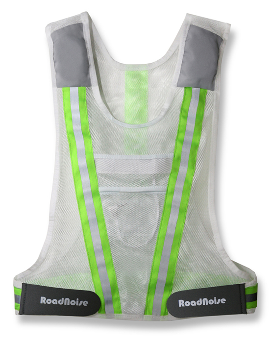 Long Haul and Sound Running and cycling Vest – Roadnoise ...