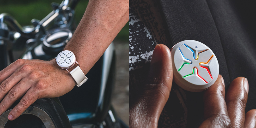 Lotus by SEAM Wearable Keeps You Safe | Wearable Technologies