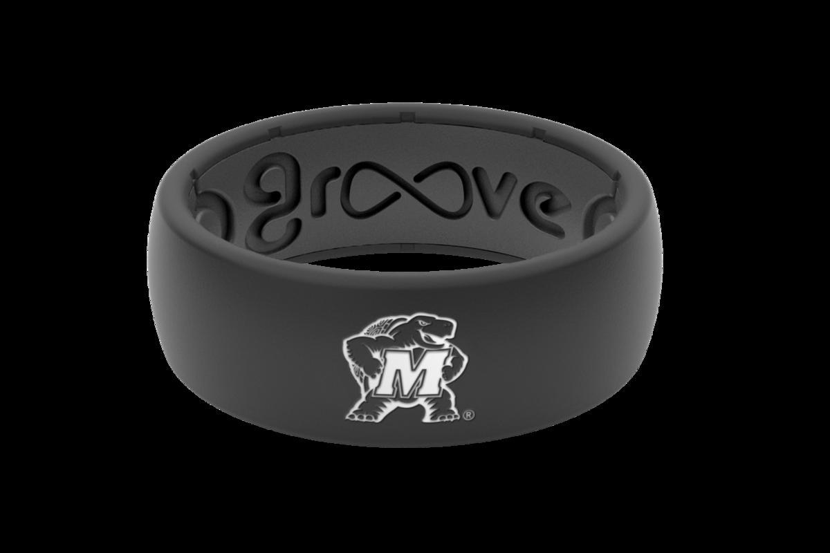 Maryland Silicone Wedding Ring | Lifetime Warranty ...