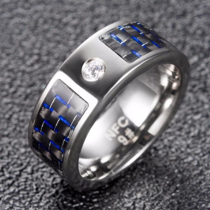 Mens NFC Smart Rings JZ114 New Technology Magic Finger ...