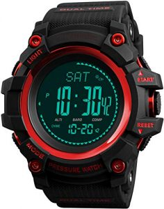 Rugged Tactical Activity Watch 10