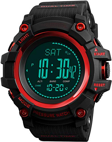 Rugged Tactical Activity Watch 2
