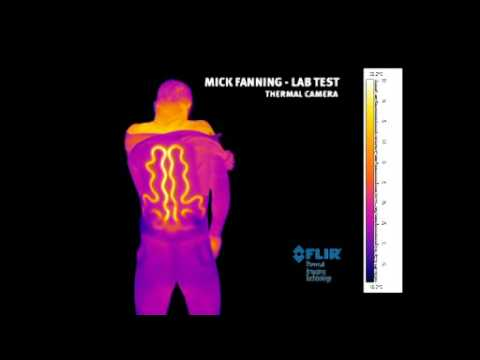 Mick Fanning - Rip Curl H-Bomb Wetsuit Lab Test - YouTube