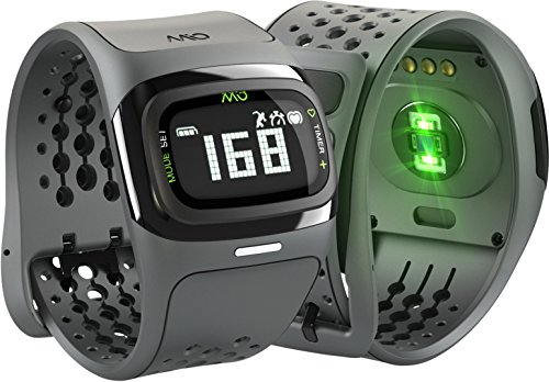 Mio ALPHA 2 Activity Tracker and Heart Rate Monitor